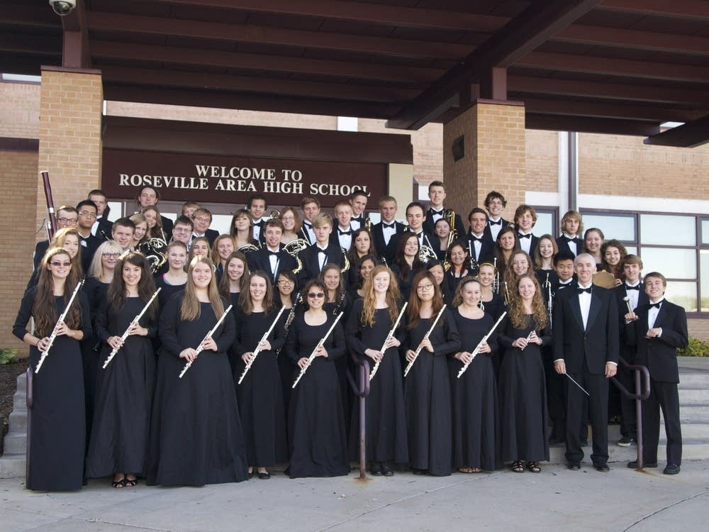 Roseville Area High School Symphonic Band