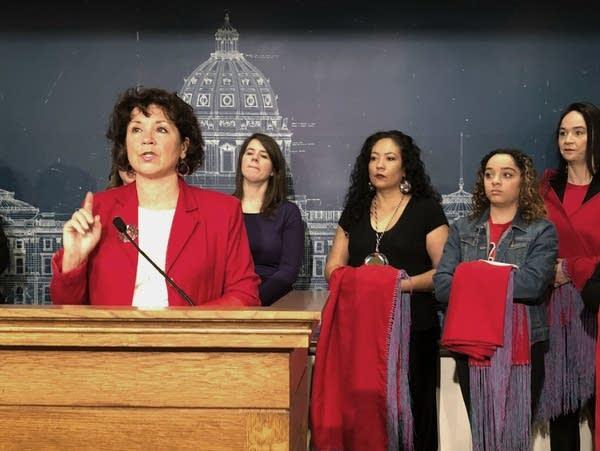 Minnesota state Rep. Mary Kunesh-Podein, D-New Brighton