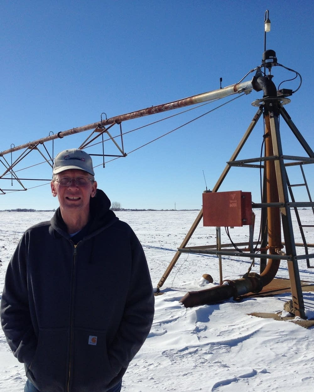 Big rise in irrigation pumping draws DNR attention to