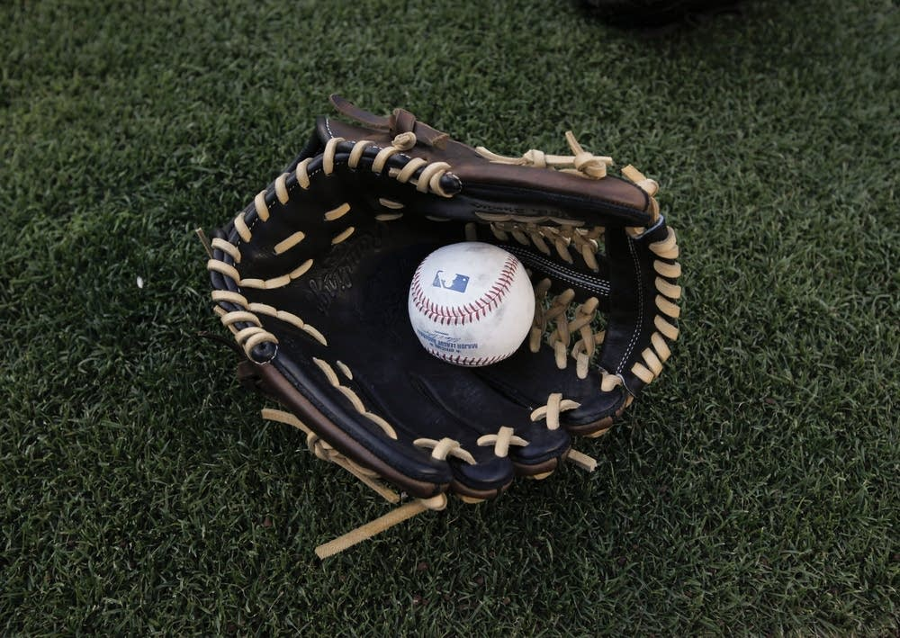 Baseball Glove Repair : Love your old baseball glove father son will fix it