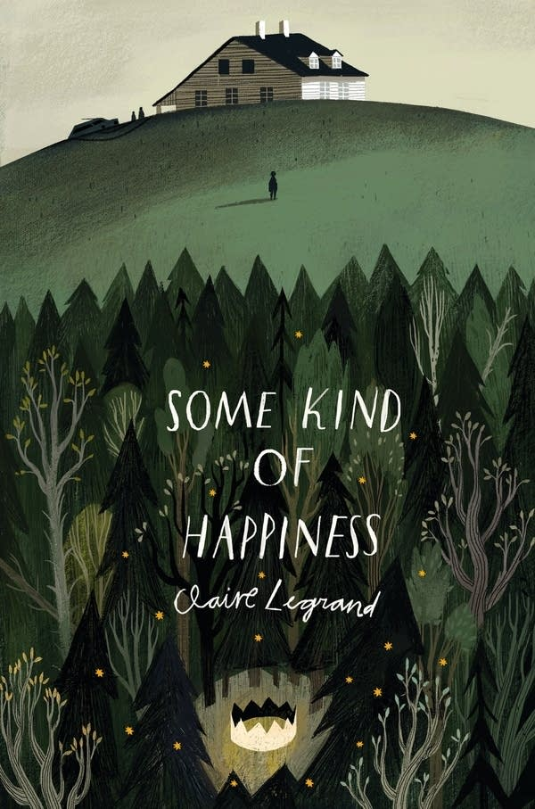"""""""Some Kind of Happiness"""" by Claire LeGrand."""