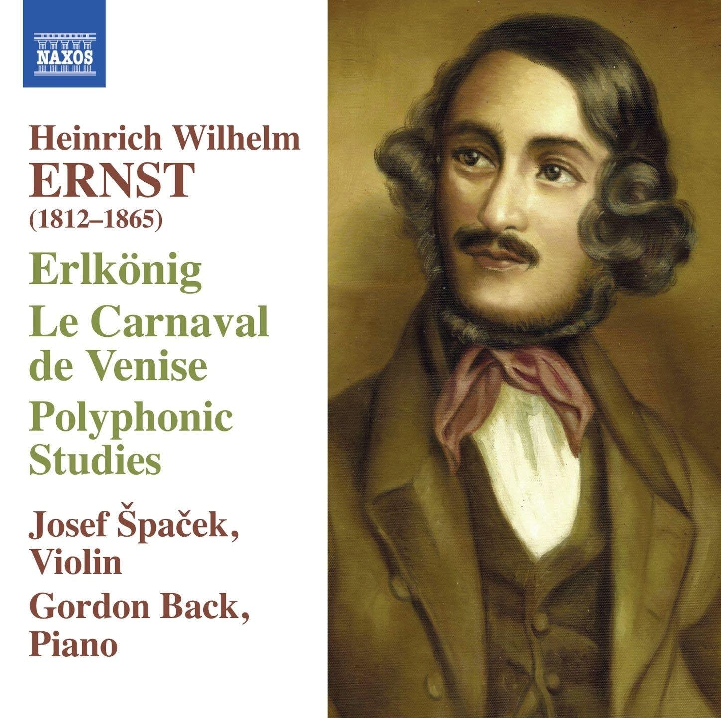 Heinrich Wilhelm Ernst - Le Carnaval de Venise
