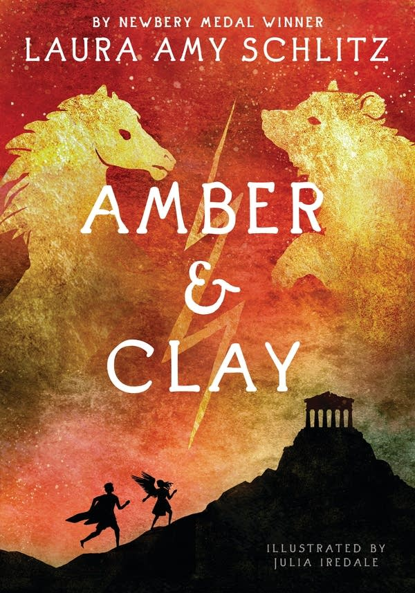 Cover of 'Amber and Clay'