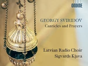 Sviridov: Canticles and Prayers