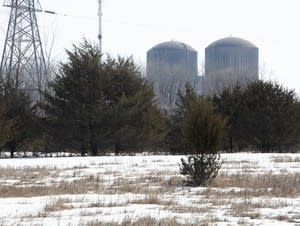 The Xcel Energy's nuclear power plant near Prairie Island Indian Community