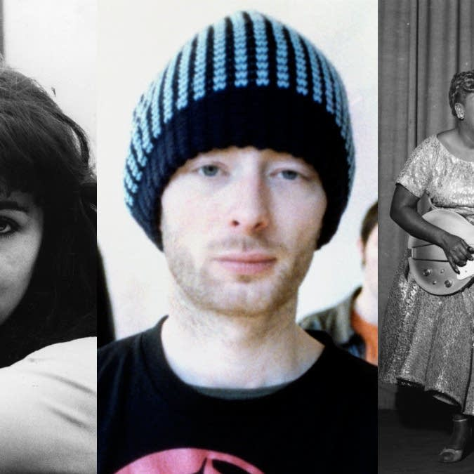 Kate Bush, Radiohead and Sister Rosetta Tharpe are Rock Hall nominees.