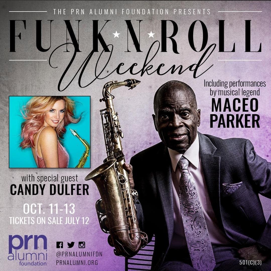 2018 Funk N Roll Fundraiser