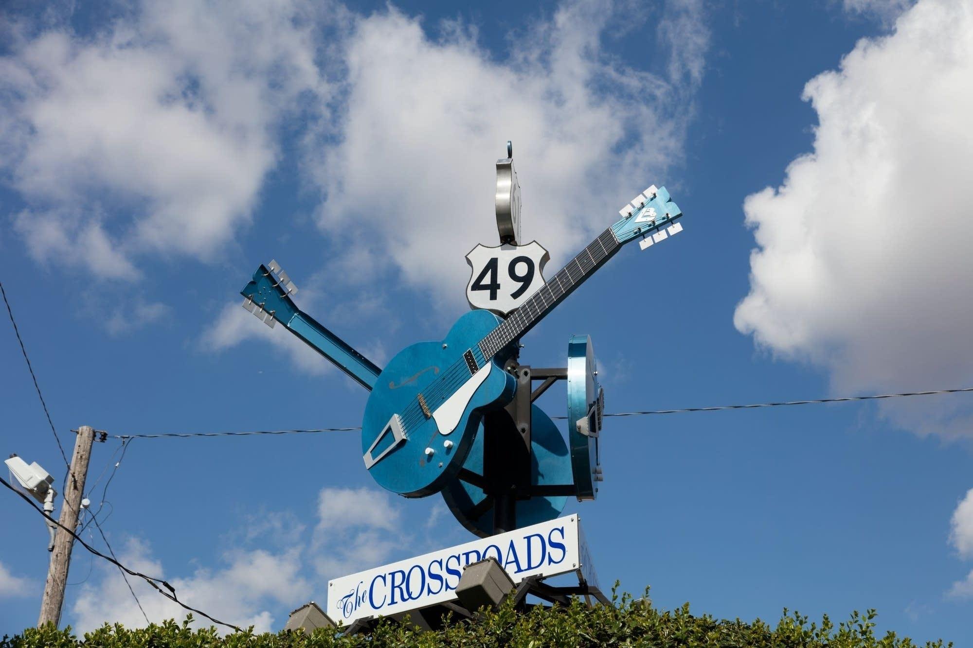 The Devil's Crossroads in Clarksdale, Miss.