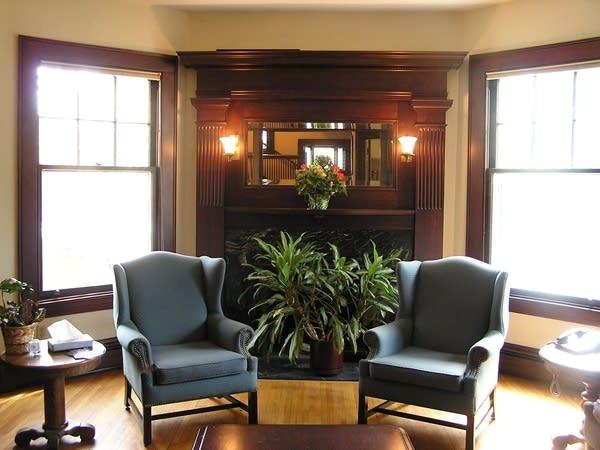 Center living room