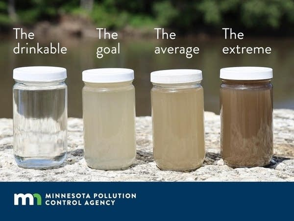 Water quality samples