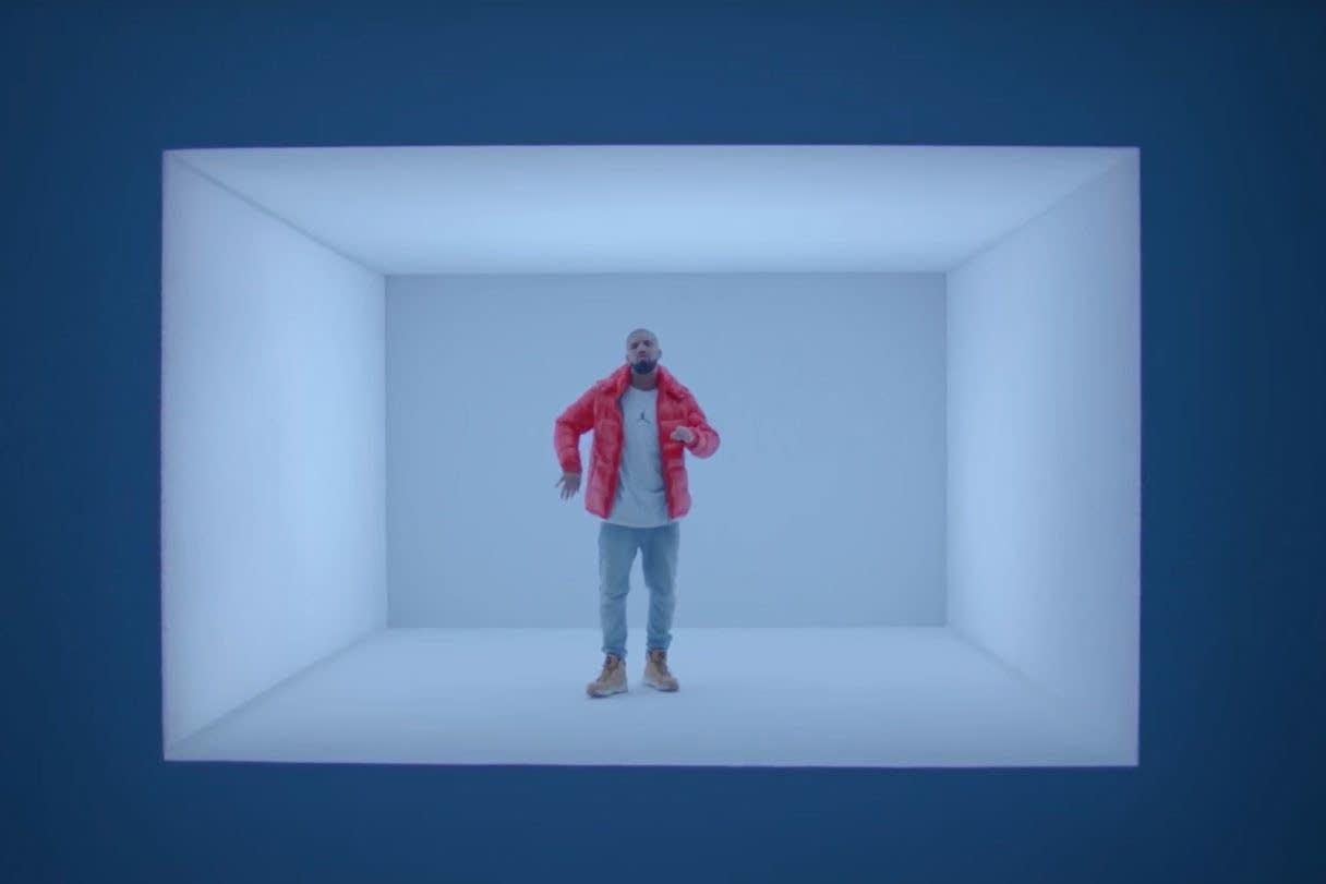 Drake, 'Hotline Bling'