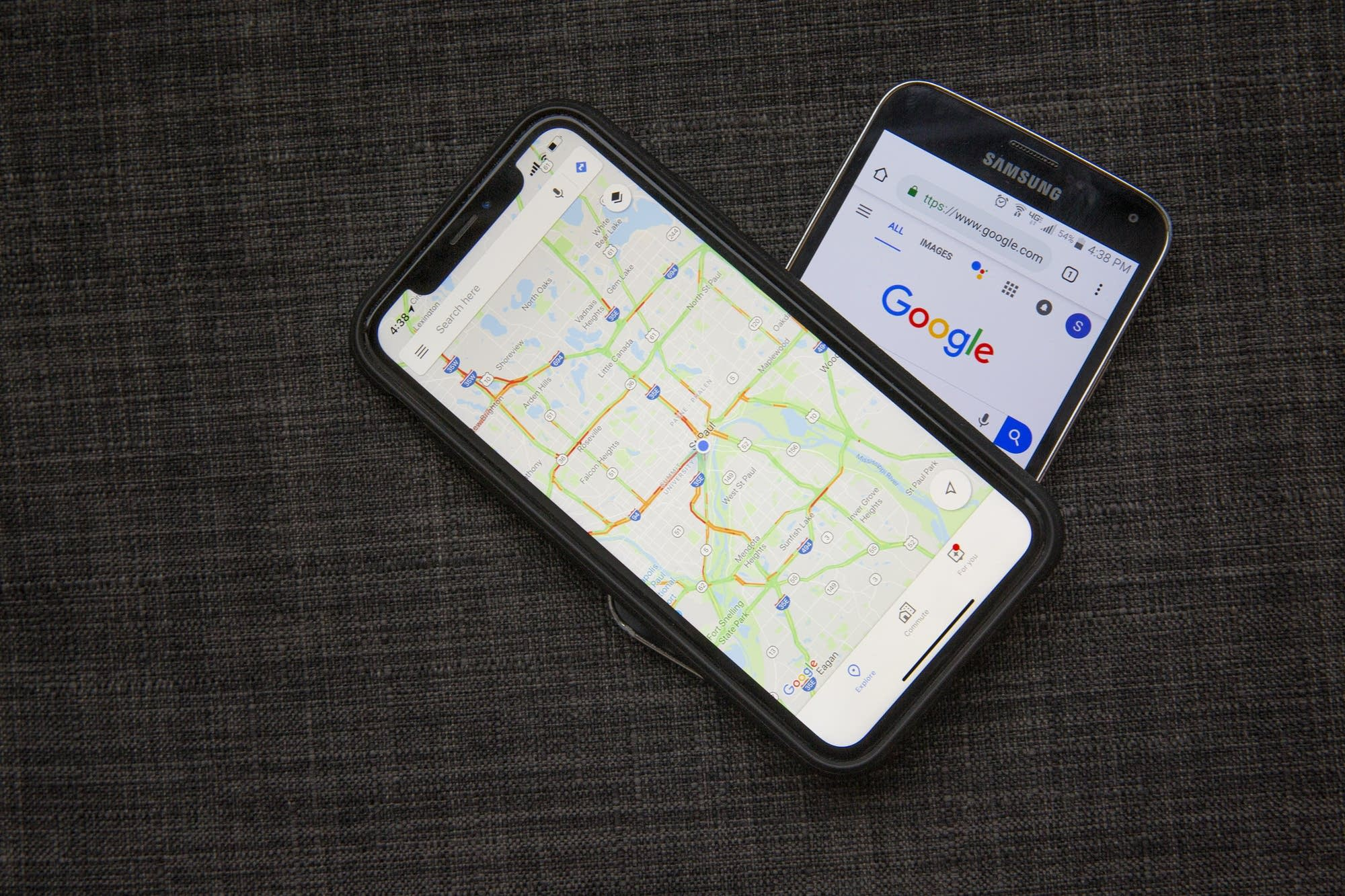 Location services may collect and share data