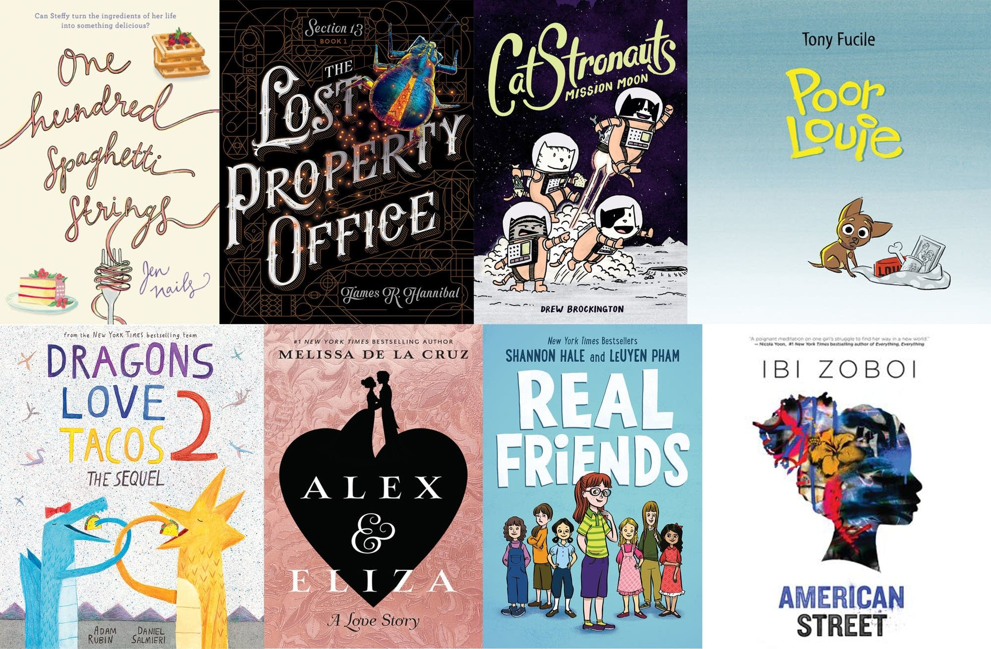 Summer reading: Kids' book picks