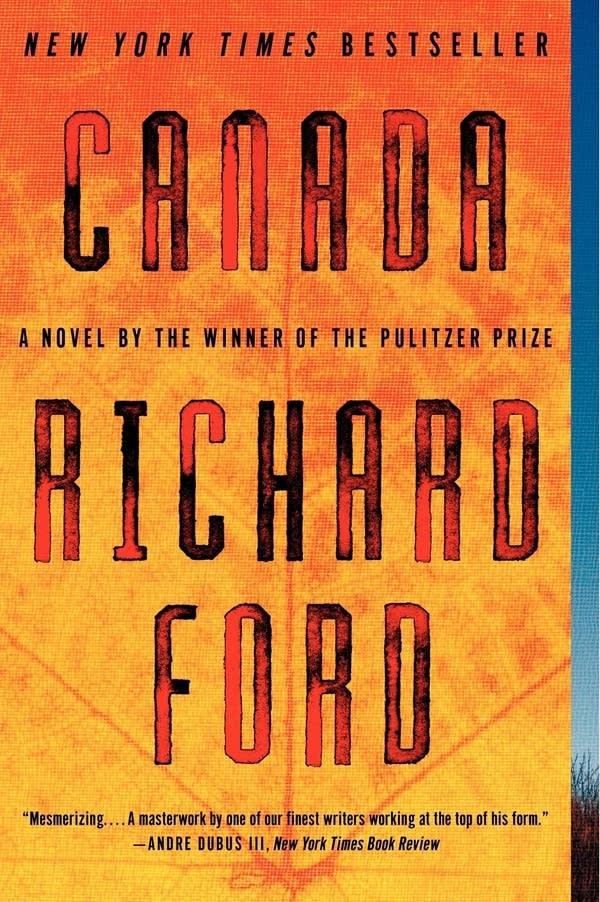 Richard Ford Canada