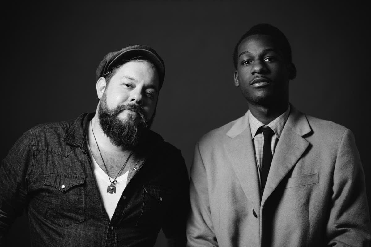 Nathaniel Rateliff and Leon Bridges