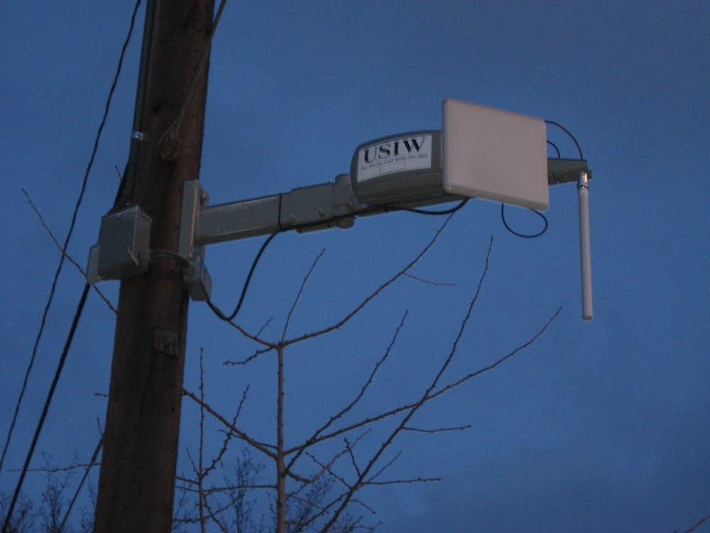 Wi-Fi transmitters