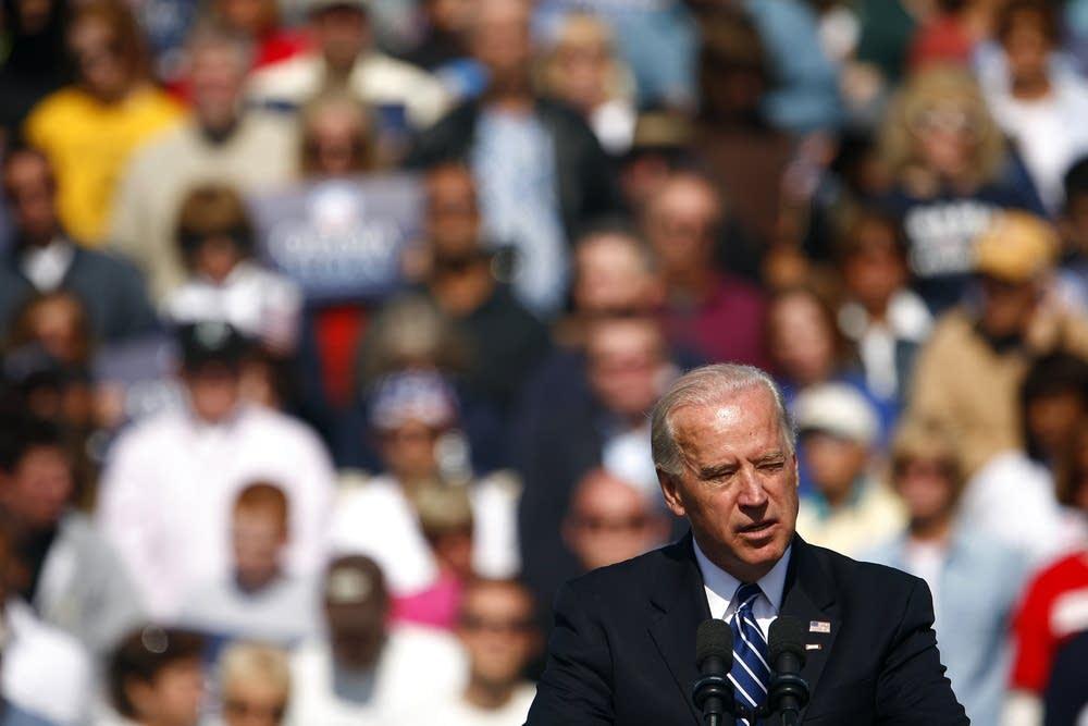 Joe Biden campaigns in Florida