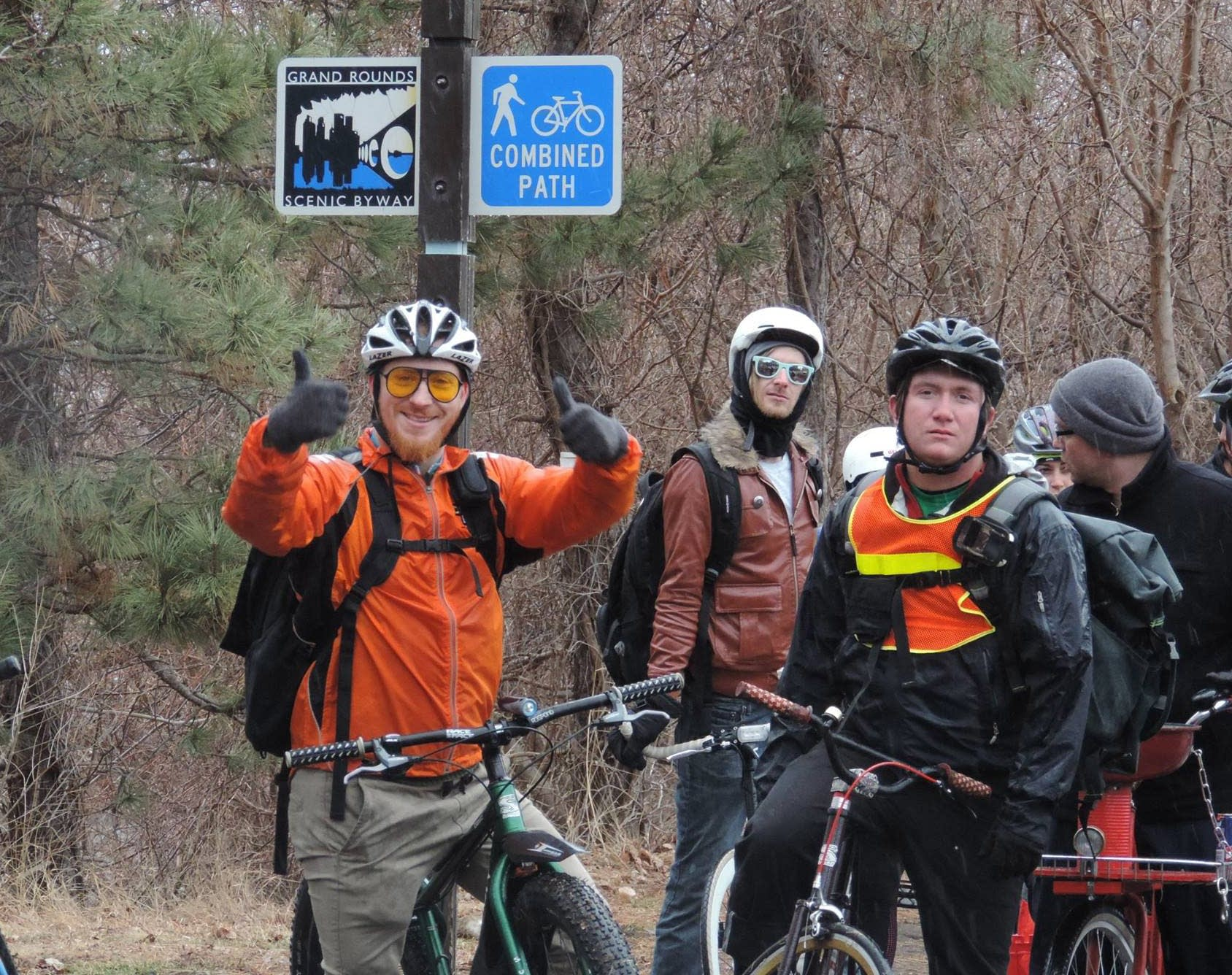 Patrick Stephenson of 30 Days of Biking