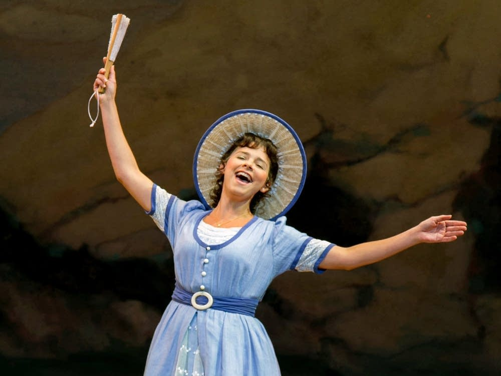 Anne Eisendrath as Mabel, Pirates of Penzance