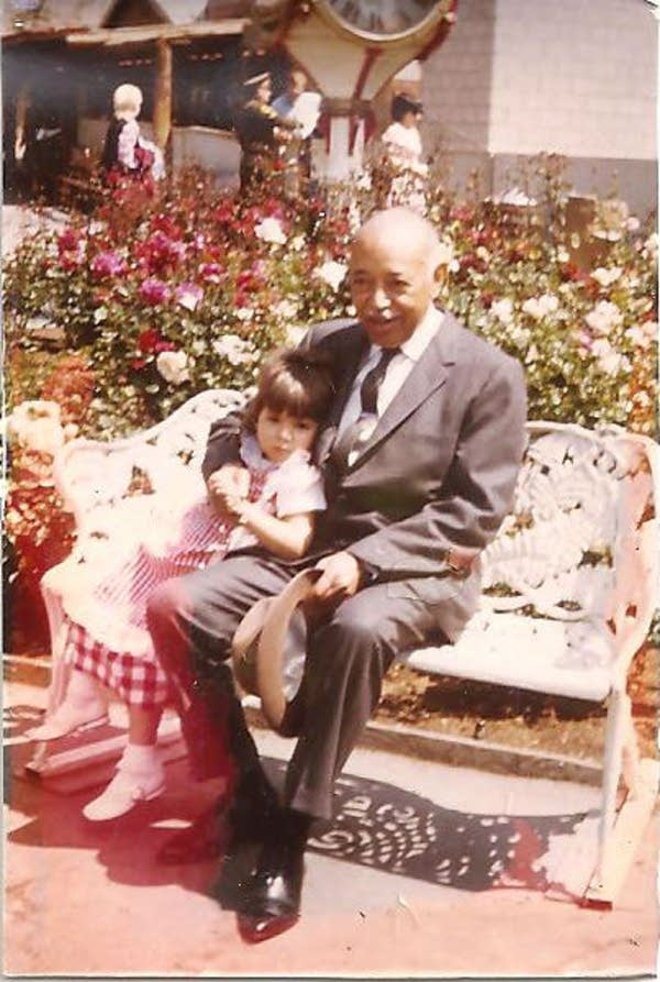 celeste headlee william grant still disneyland