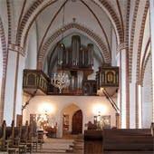 1987 Marcussen at St. Hans Church, Odense, Denmark