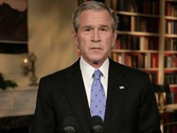 Bush's Iraq strategy