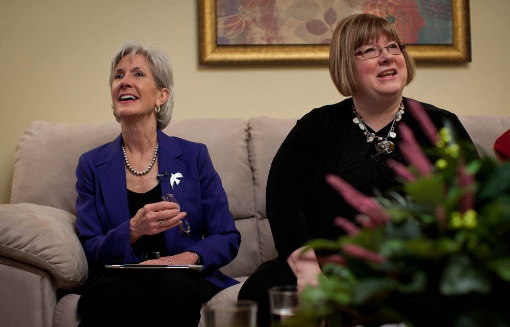 Women's health conversation with Kathleen Sebelius