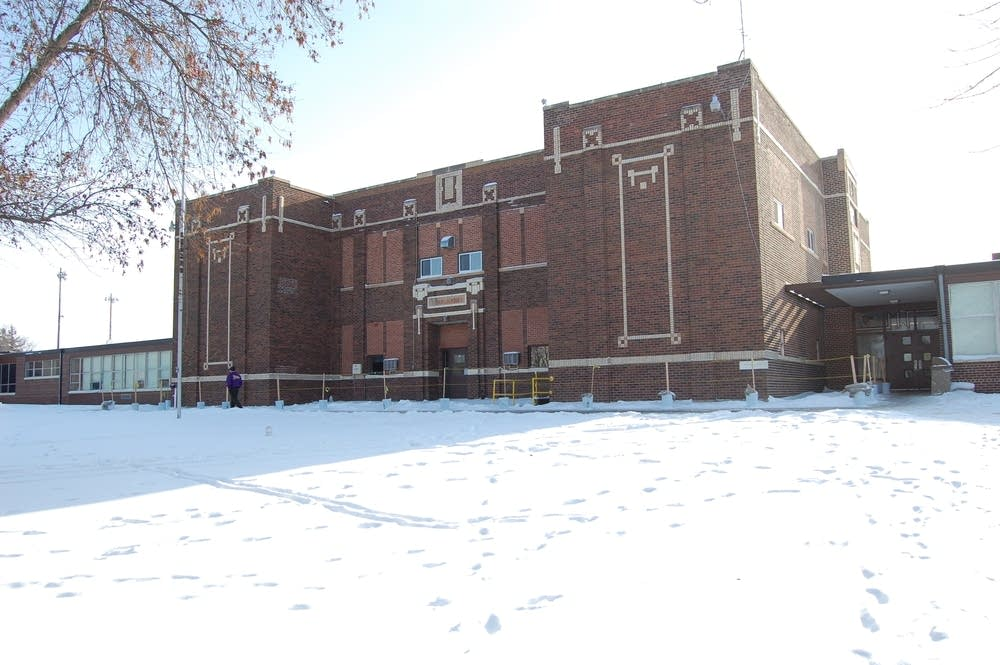 McLeod West school