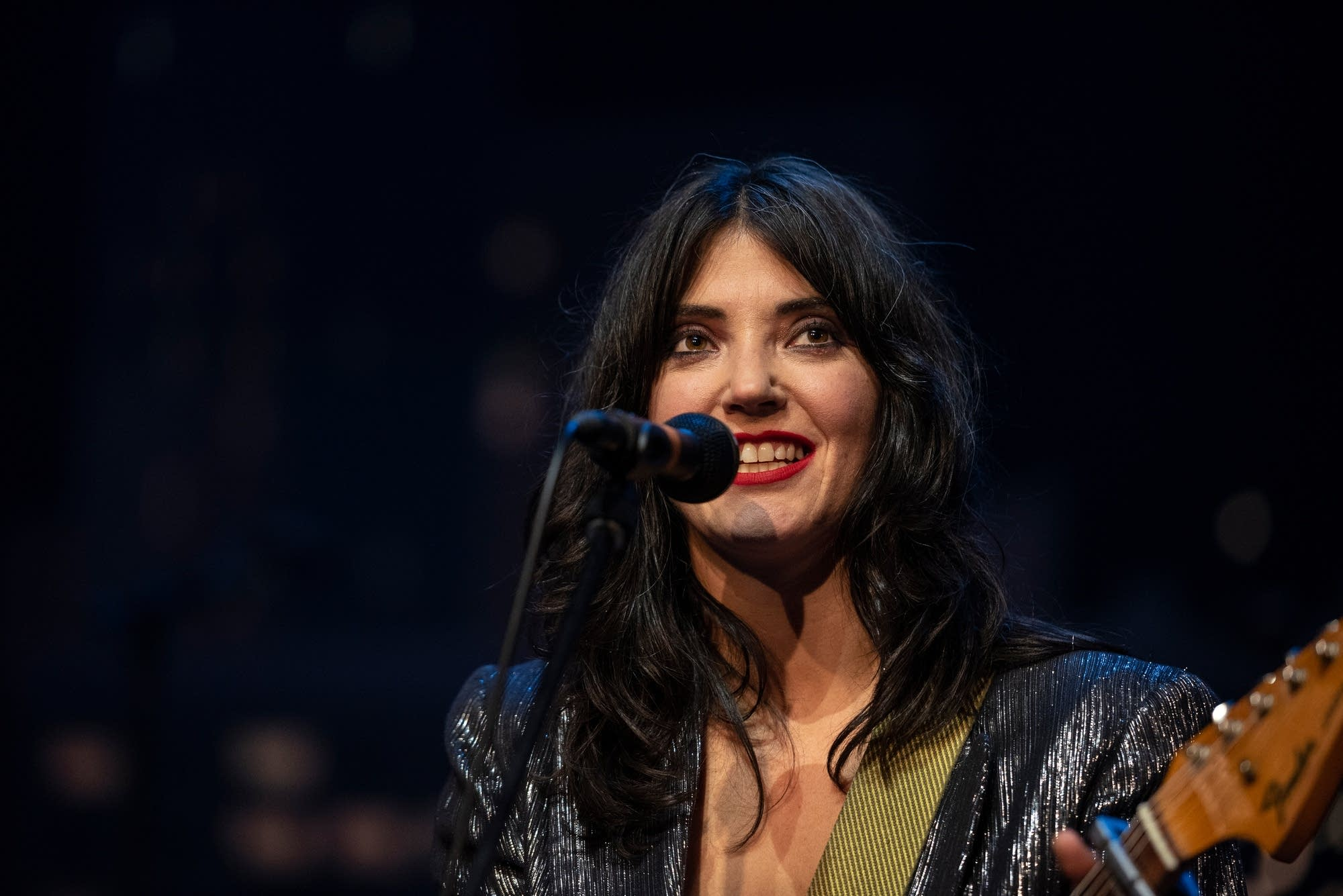 Sharon Van Etten performs on 'Austin City Limits' on PBS