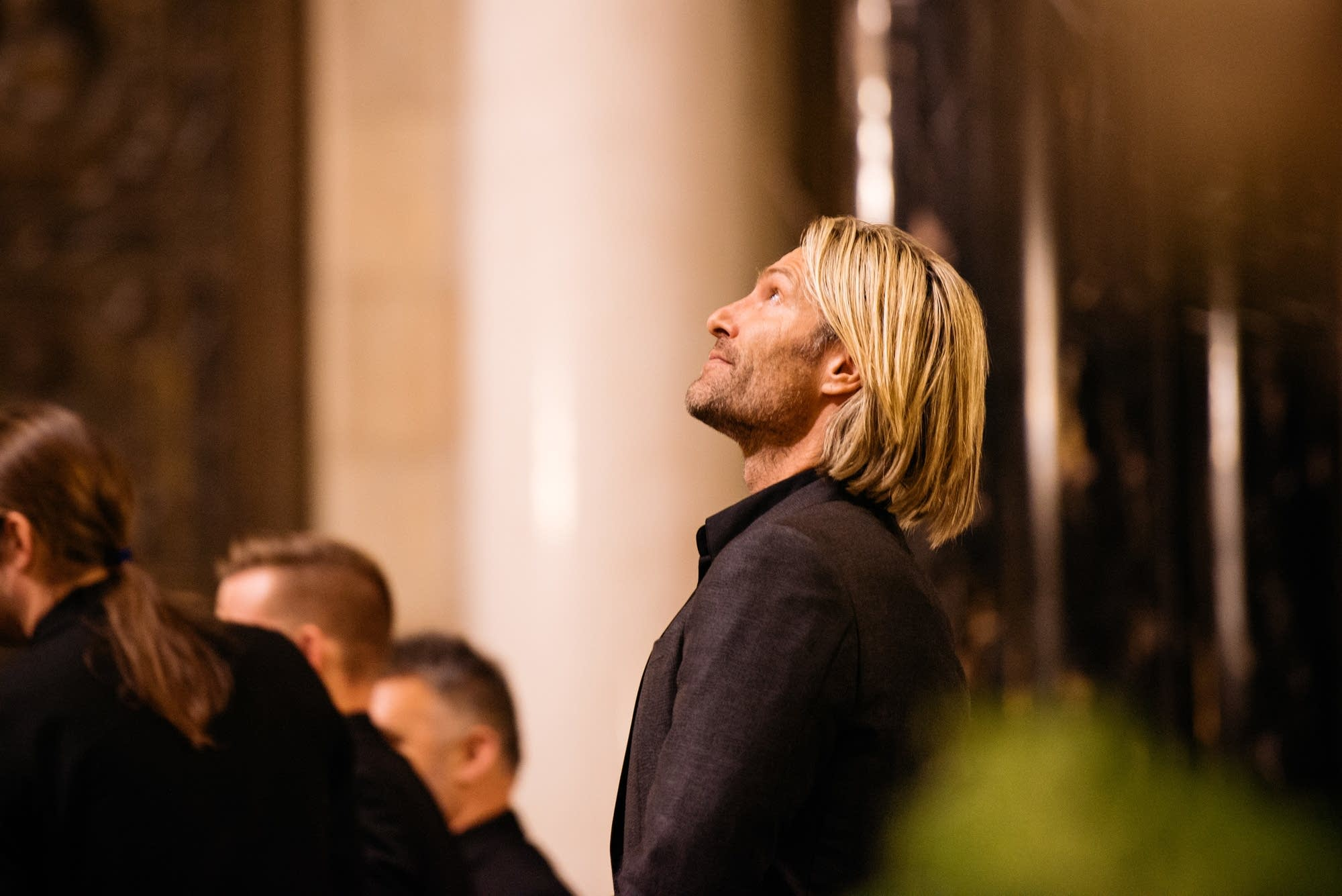Eric Whitacre Singers perform in St. Paul
