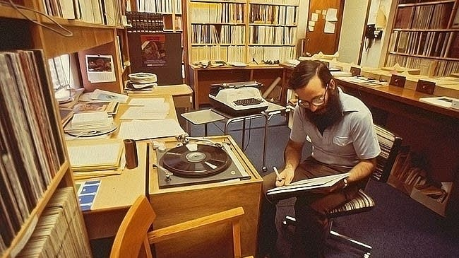 Michael Barone among the records