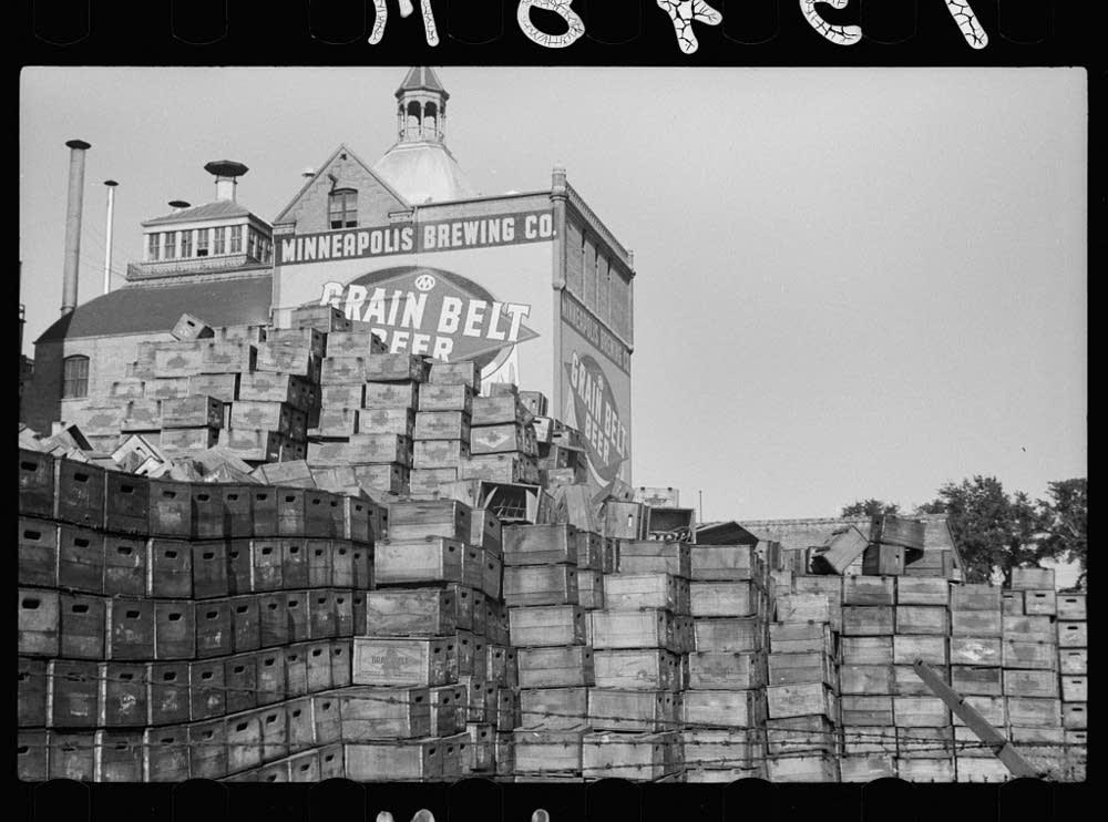 Grain Belt brewery