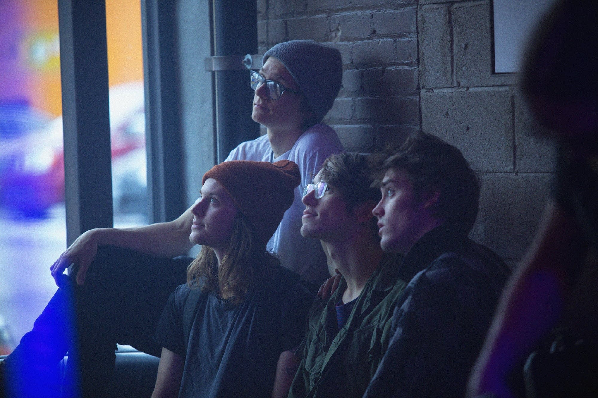 Hippo Campus perform 'landmark' at Icehouse