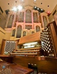 1992 Ruffatti organ at Spivey Hall, Clayton Univesity, Morrow, Georgia