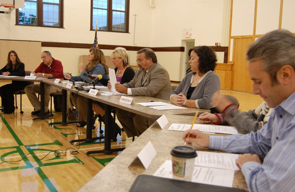 Elk River School Board