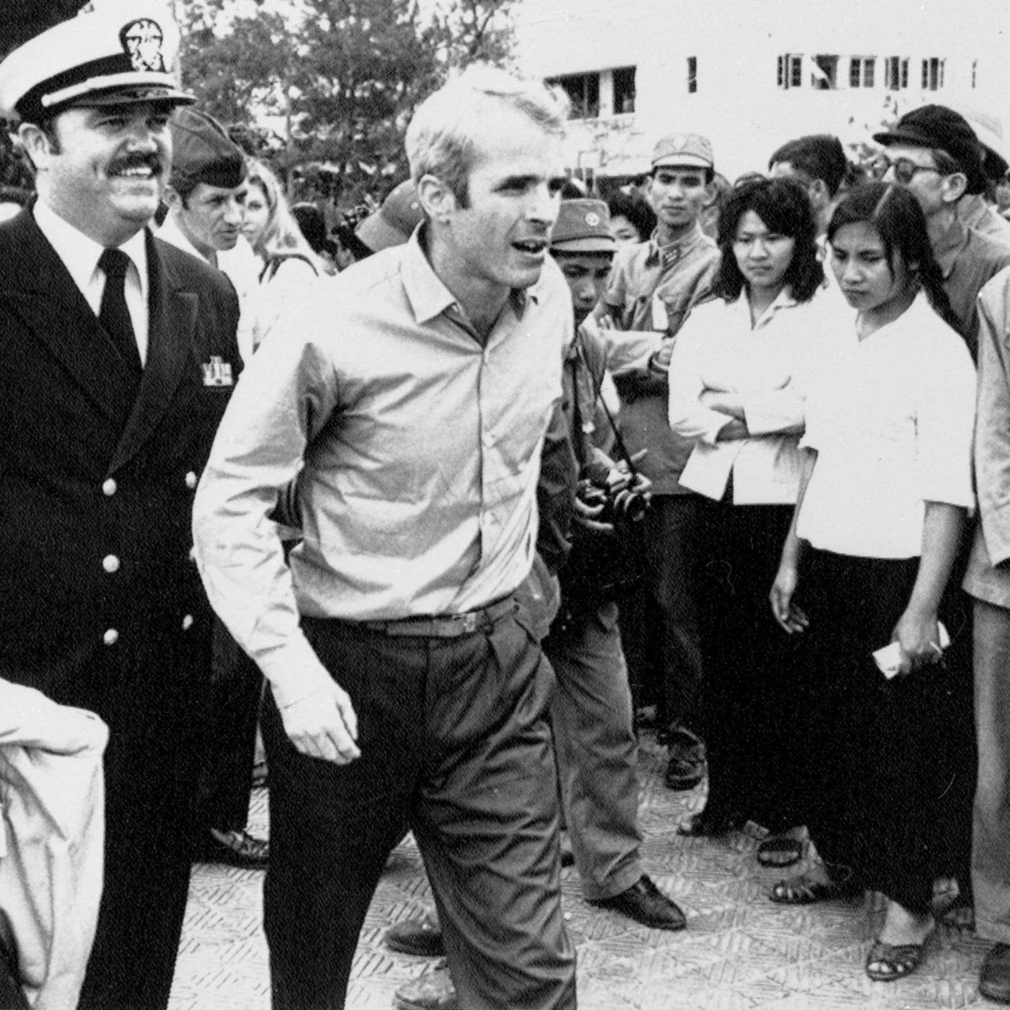 For McCain, a life of courage and politics came down to one vote