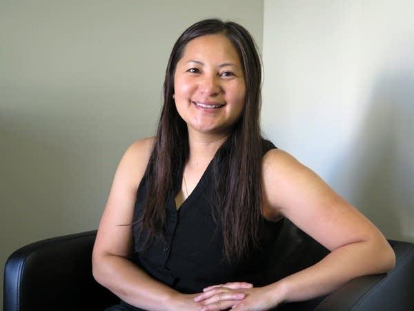 Attorney Mai Neng Moua was born in a Thai refugee camp.