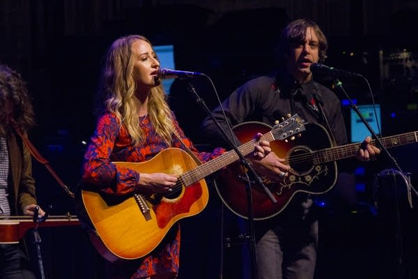 Margo Price and Jeremy Ivey