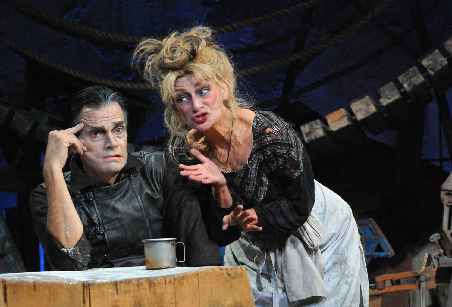 Theater Latte Da, Sweeney Todd