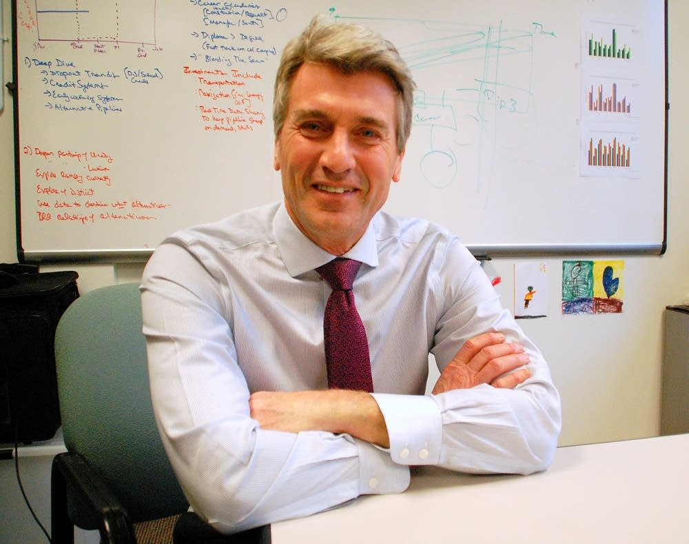 Former Minneapolis mayor R.T. Rybak