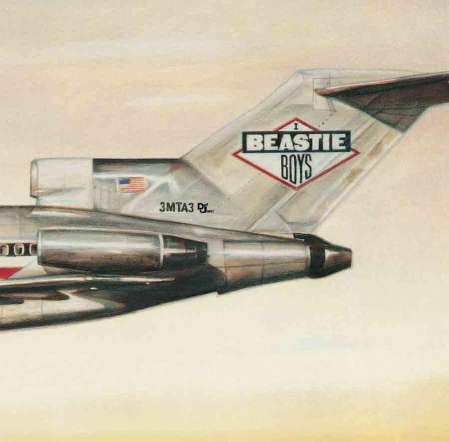 Beastie Boys License to Ill album art