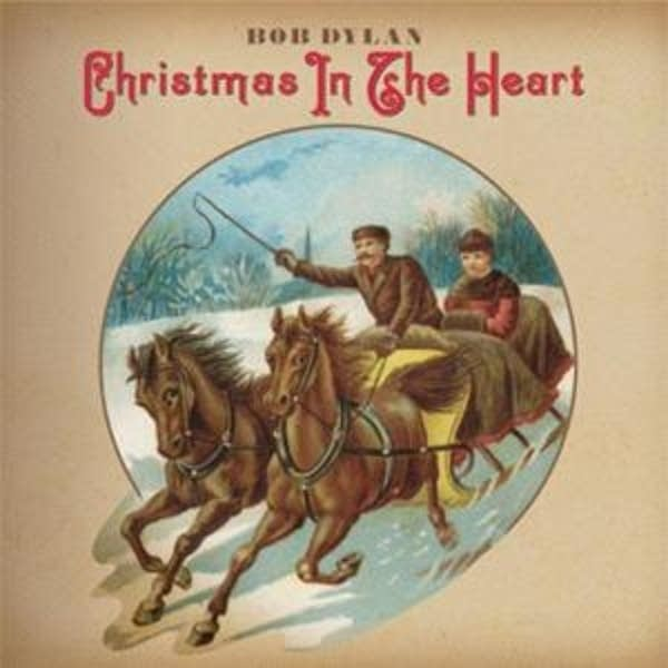 Bob Dylan's new Christmas album