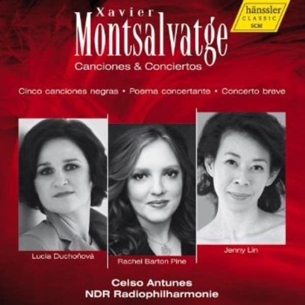 Xavier Montsalvatge: Canciones & Conciertos