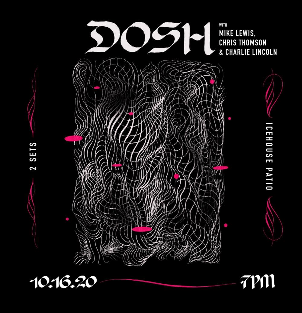Dosh at Icehouse graphic