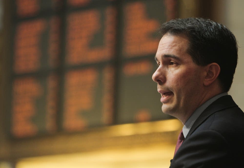 Wisconsin Gov. Scott Walker