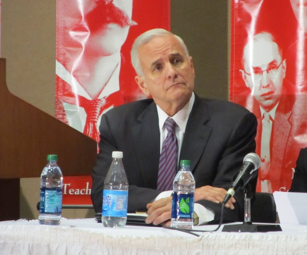 Gov. Mark Dayton