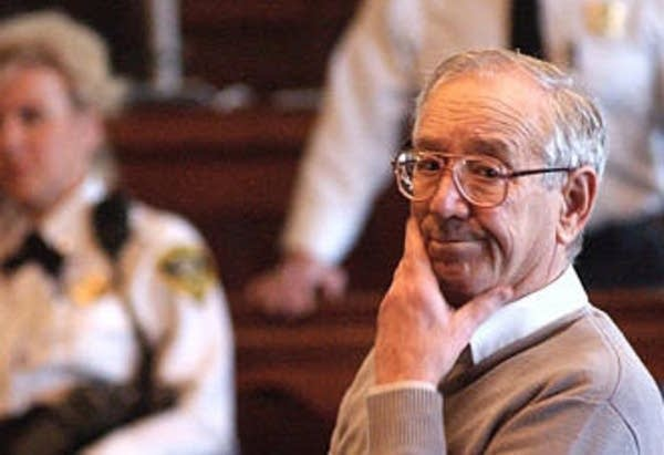Convicted former priest James Porter
