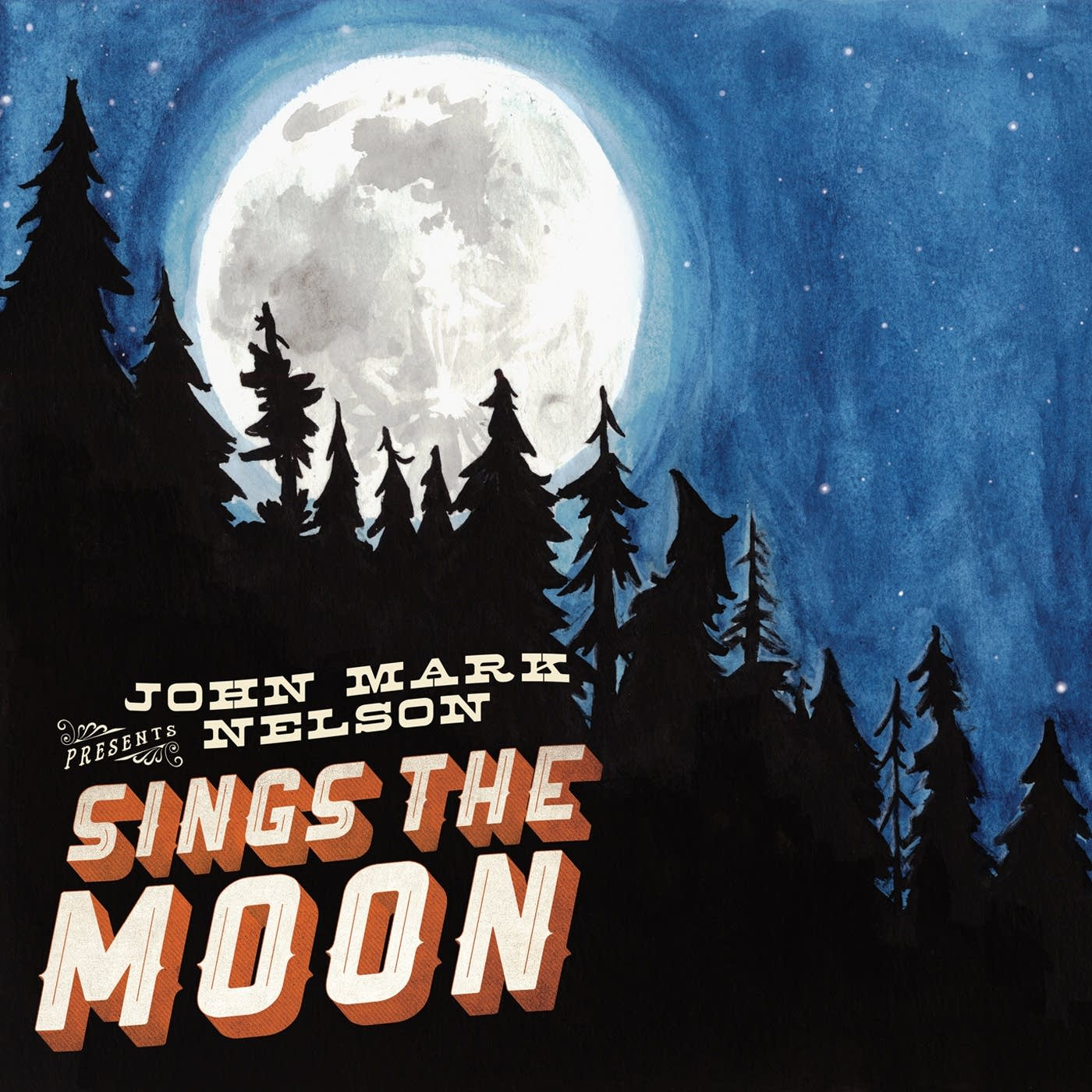 John Mark Nelson Sings the Moon