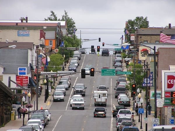 Downtown Ely