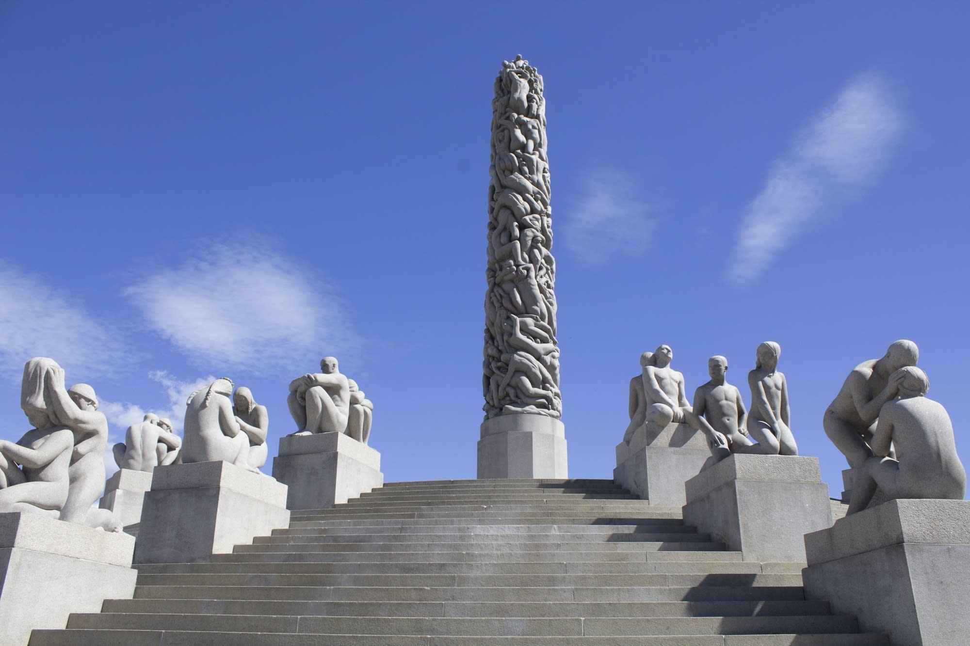 Oslo - 15 - sculpture park 3
